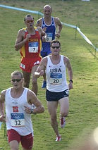Run in Modern Pentathlon 2004 Olympics