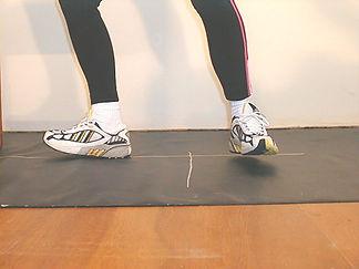 Fencing Advance | Back foot| Elaine Cheris