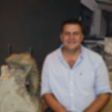 A photo of Iguana's contracts manager, Paul Engelbrecht