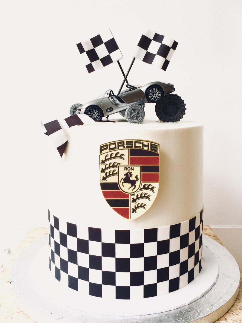 Porsche cake, start 90euros