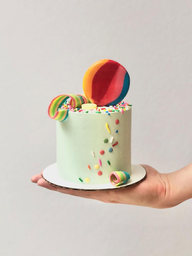 Smash cake 30.00euros