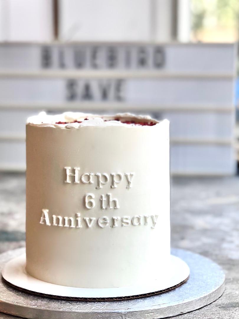 Lettering custom cake, start 75euros