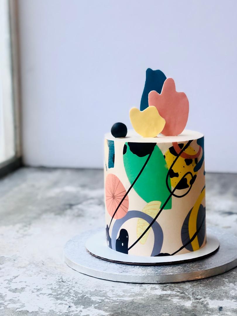 Alex Proba inspo cake, 95euros