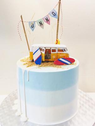 Vintage surf cake 85,00euros