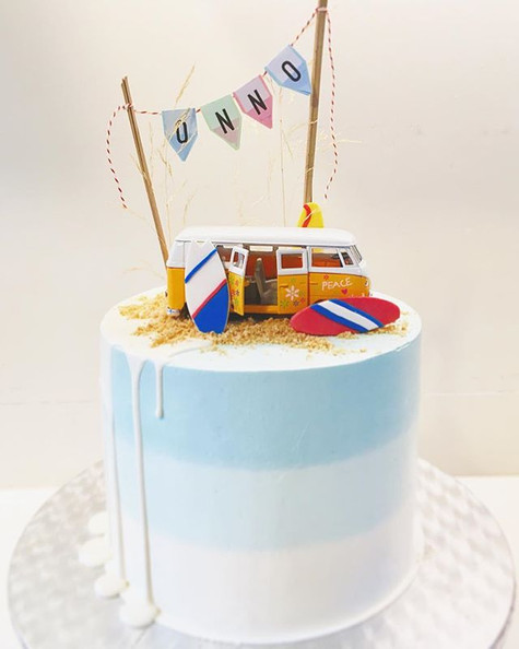 """I rarely do """"theme"""" cakes because it's n"""