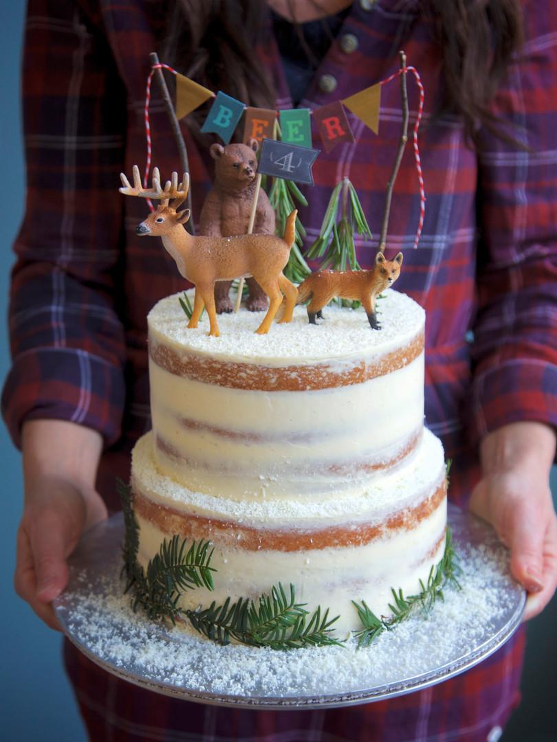 Woodland cake, 95euros