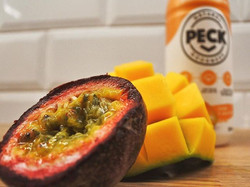 Passionfruit has to be up there for the ugliest fruit. It tastes delicious but you can't help feelin