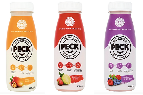 PECK Multi Pack All Flavours (x4 250ml of each flavour)