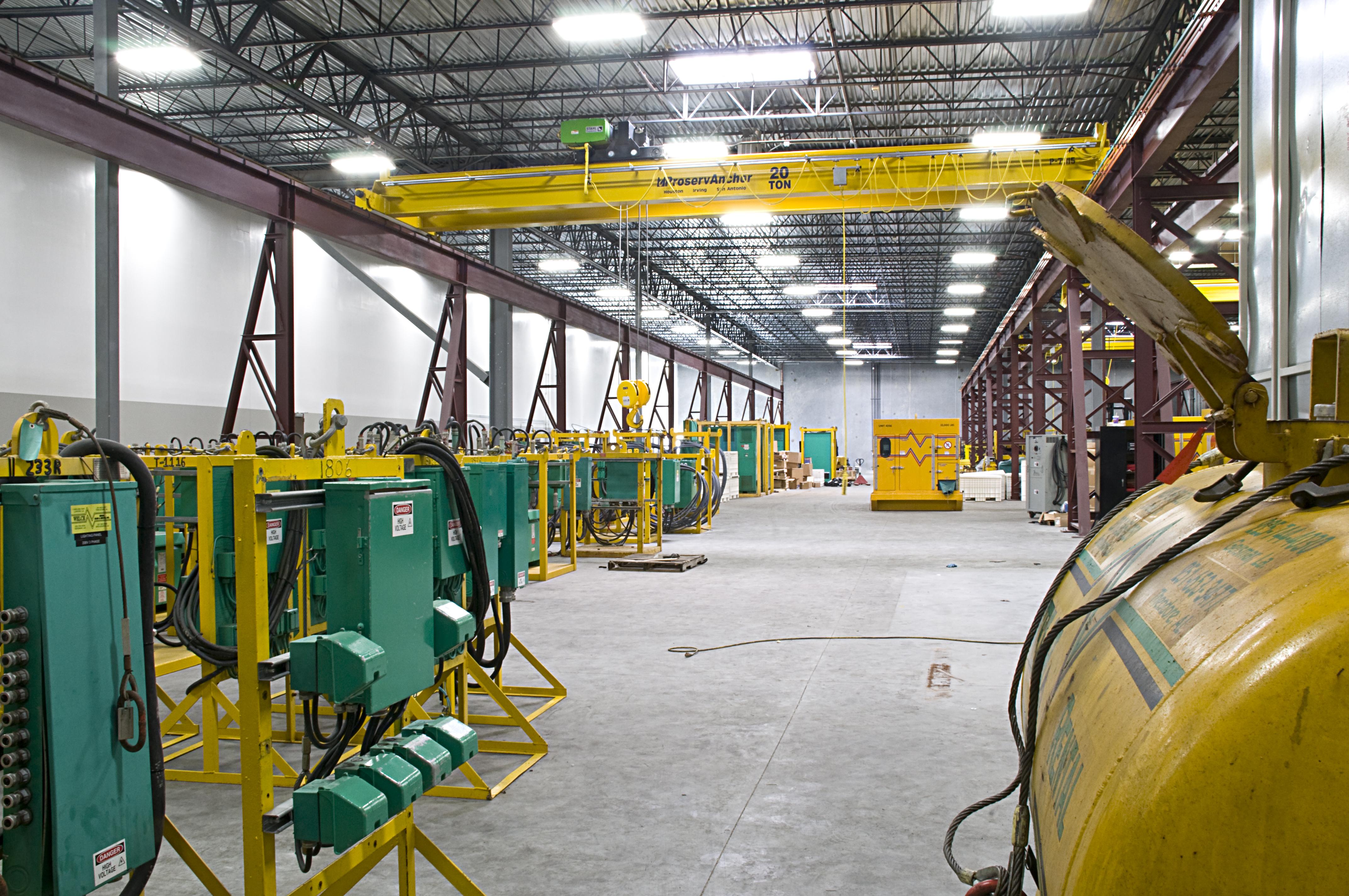 NOV Warehouse & Distribution