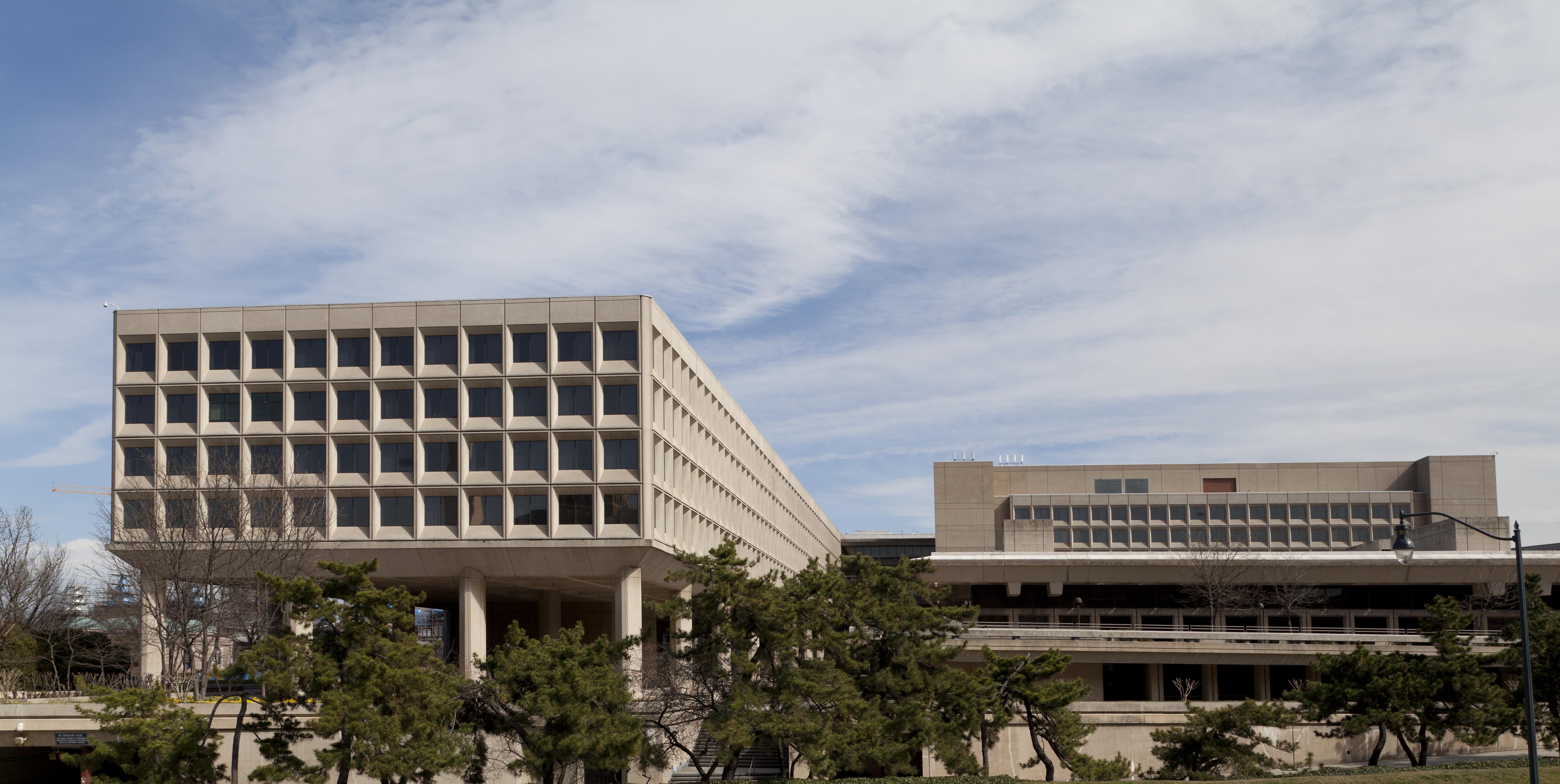 Forrestal Federal Building