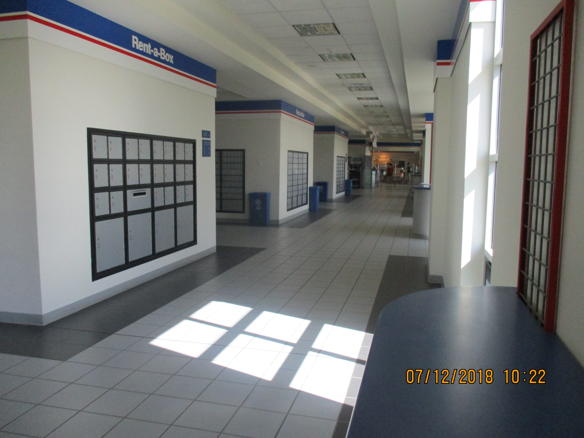 USPS Georgetown MPO