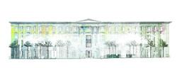 US Custom House Laser Scan