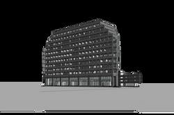 3D Revit Model of GSA Facility