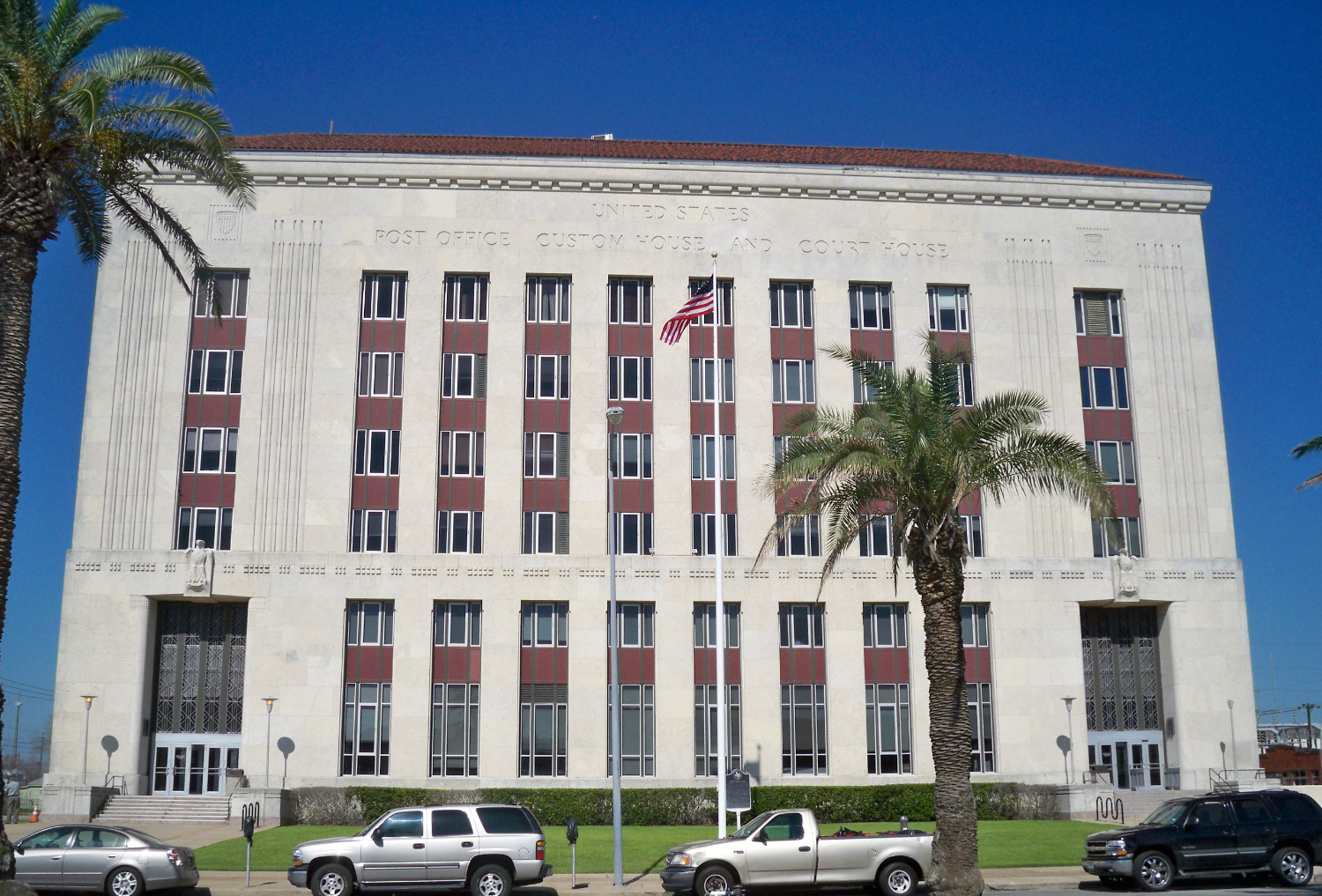 Galveston Courthouse & Post Office