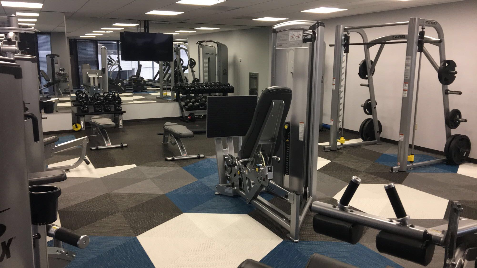 Building Fitness Center