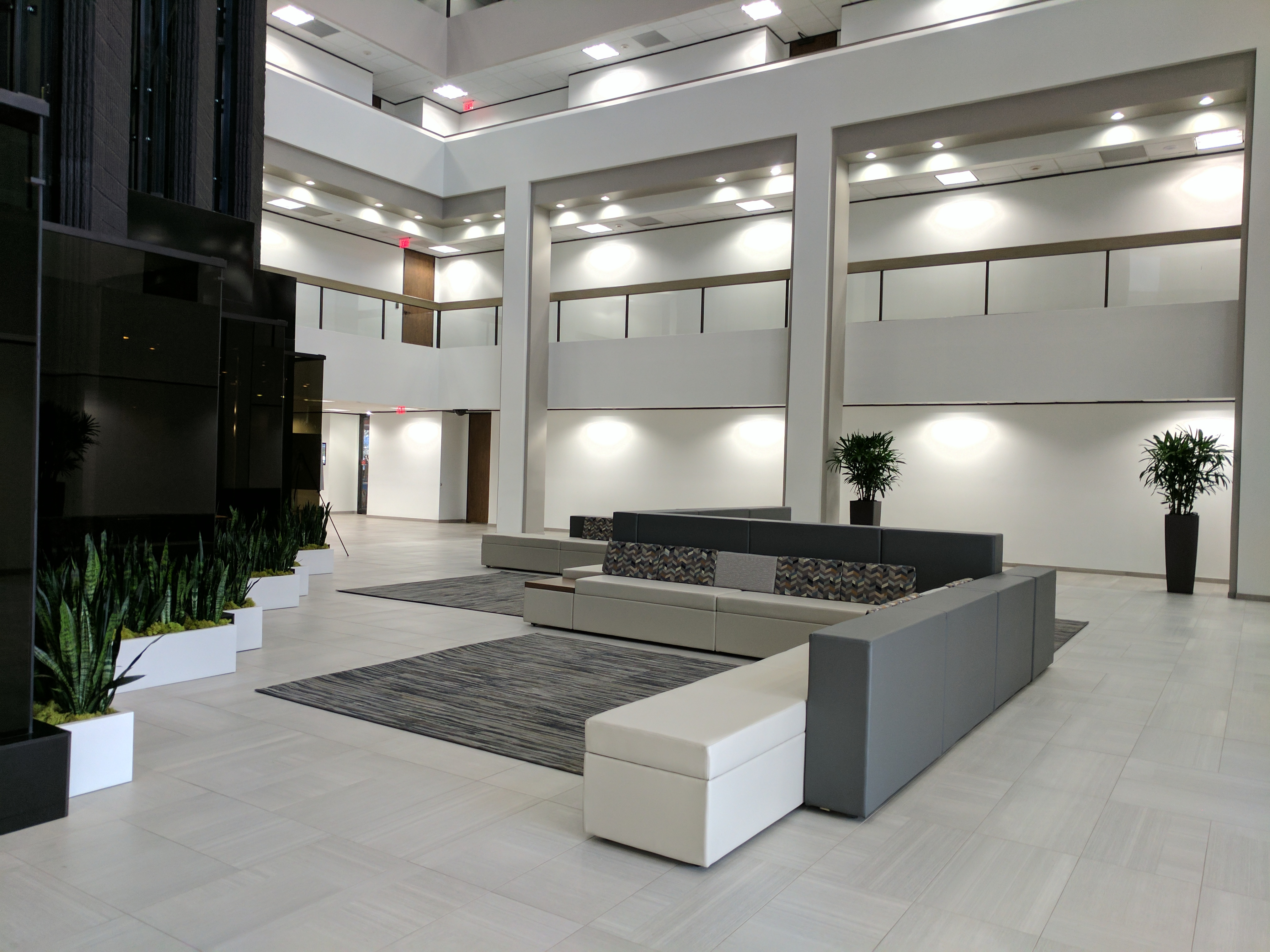363 North Belt Tower Lobby