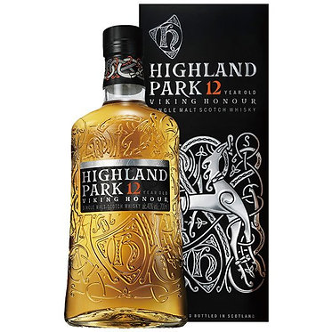 HIGHLAND PARK 12YEARS 700ML