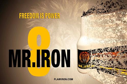 MR. IRON 8香港花式調酒樽750ML