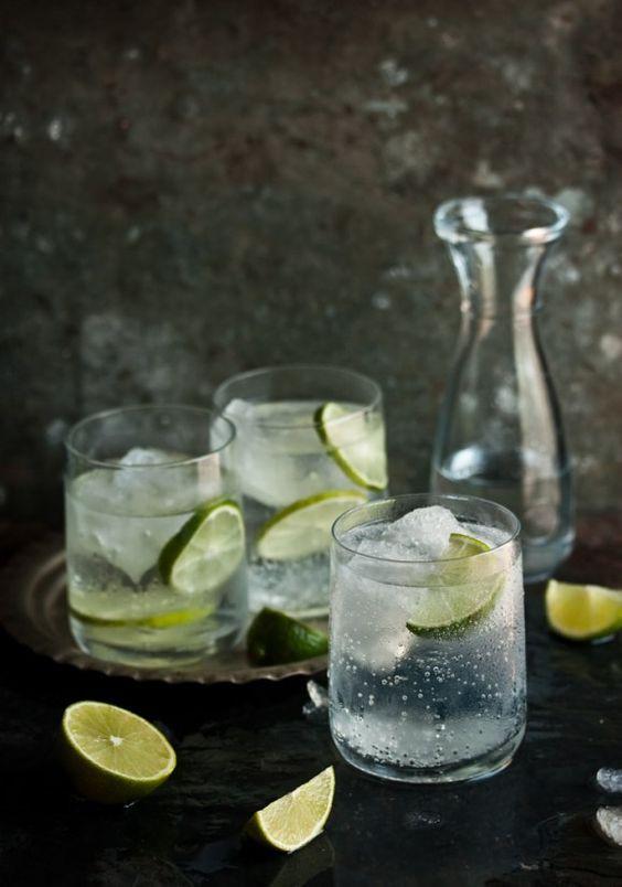 GIN TONIC雞尾酒