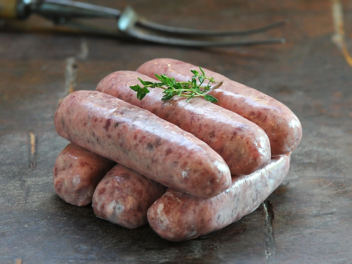 Shropshire Boar Sausage