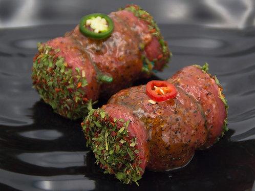 Bragioli (Beef Olives)
