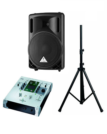 perth pa speaker system hire i audio packages from 60 night. Black Bedroom Furniture Sets. Home Design Ideas