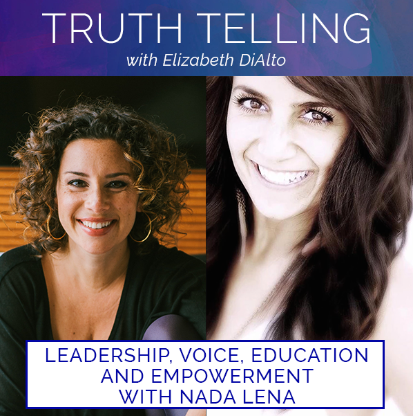 Truth Telling with Elizabeth Dialto
