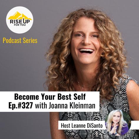 Joanna Kleinman Ep. #327