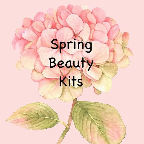 Spring Beauty Kits