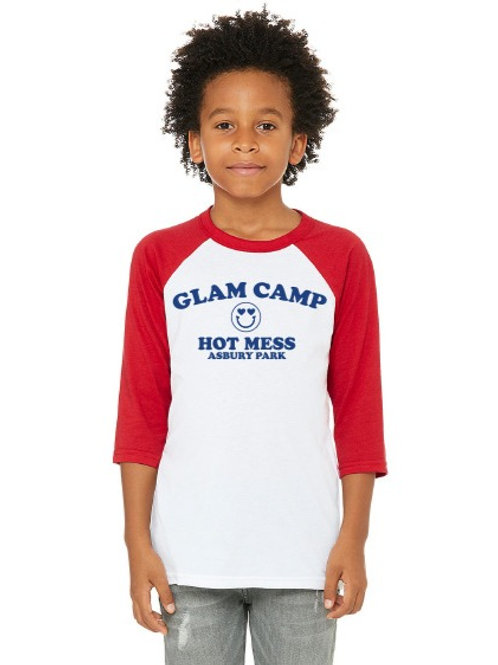 GLAM CAMP Kids T