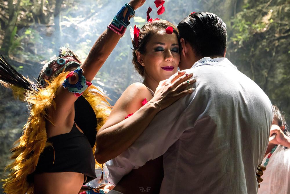 Fotografía de bodas en Playa del Carmen
