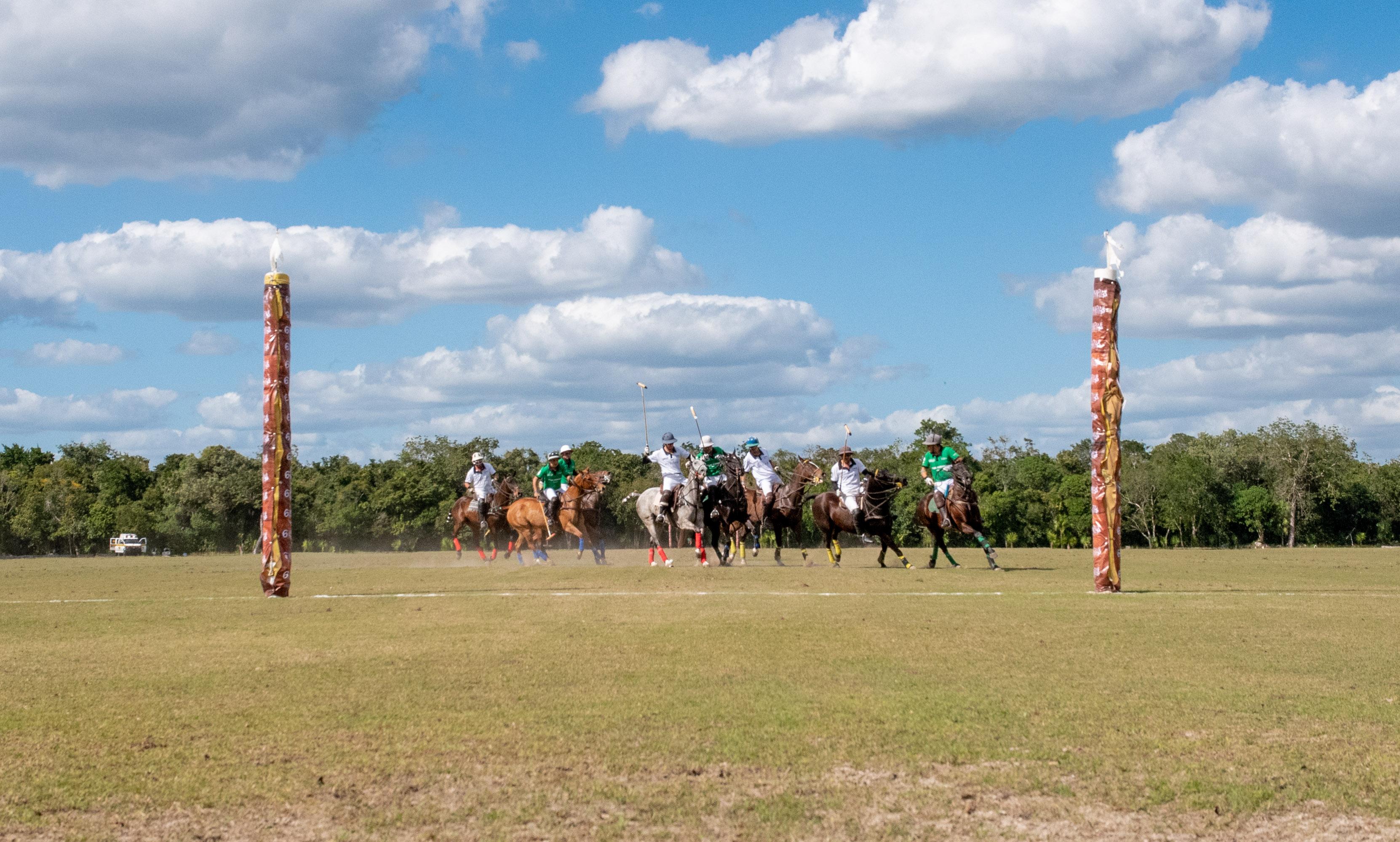 Abierto de Polo del Caribe Mexicano