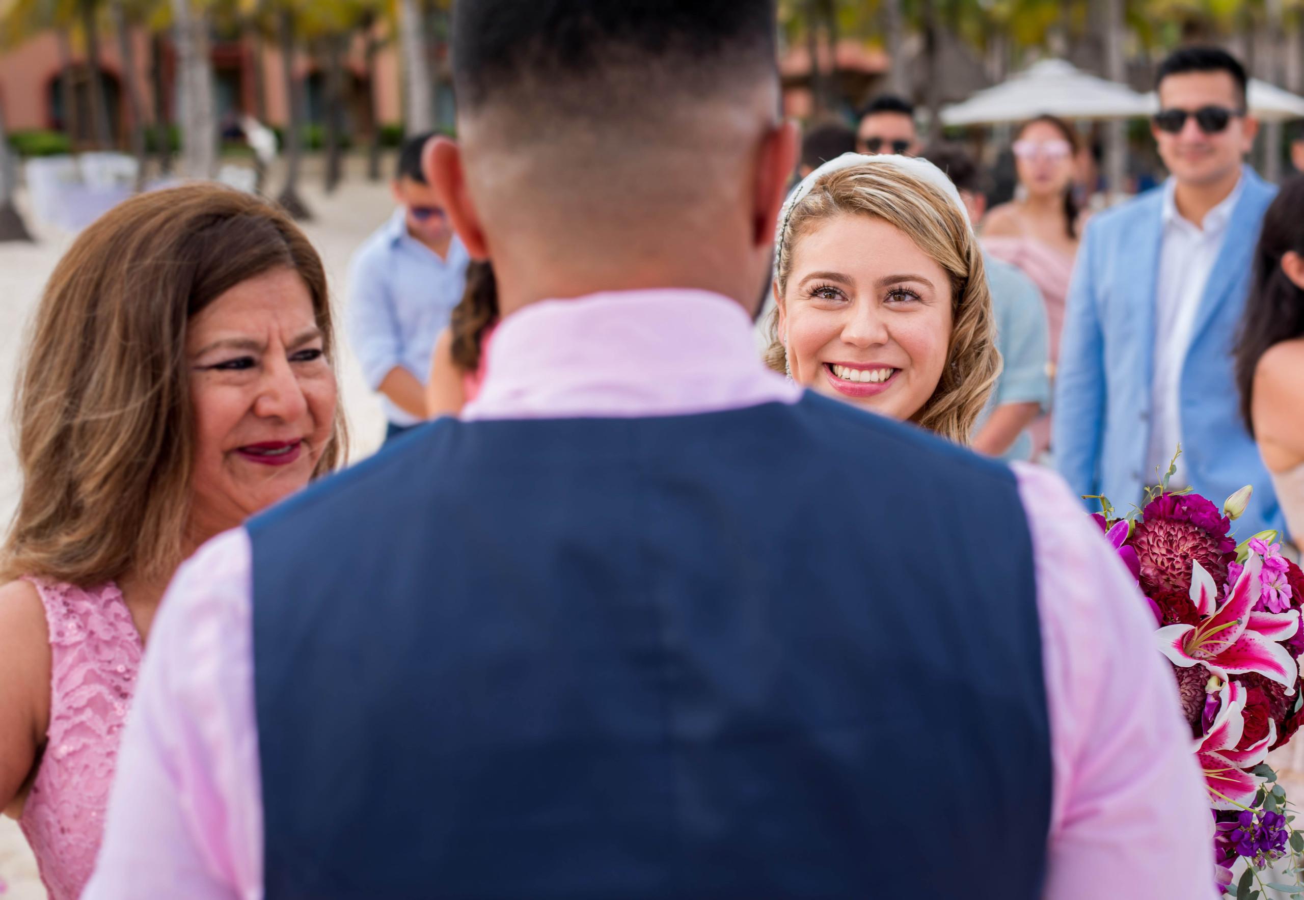 Fotografía de bodas en @SandosPlayacar