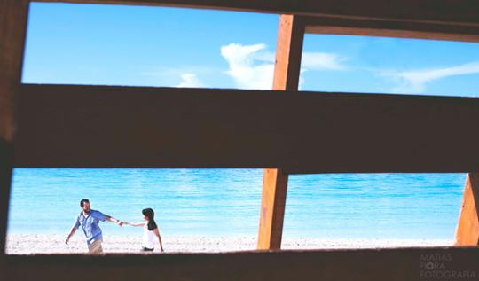 Fotógrafo de parejas en Playa del Carmen
