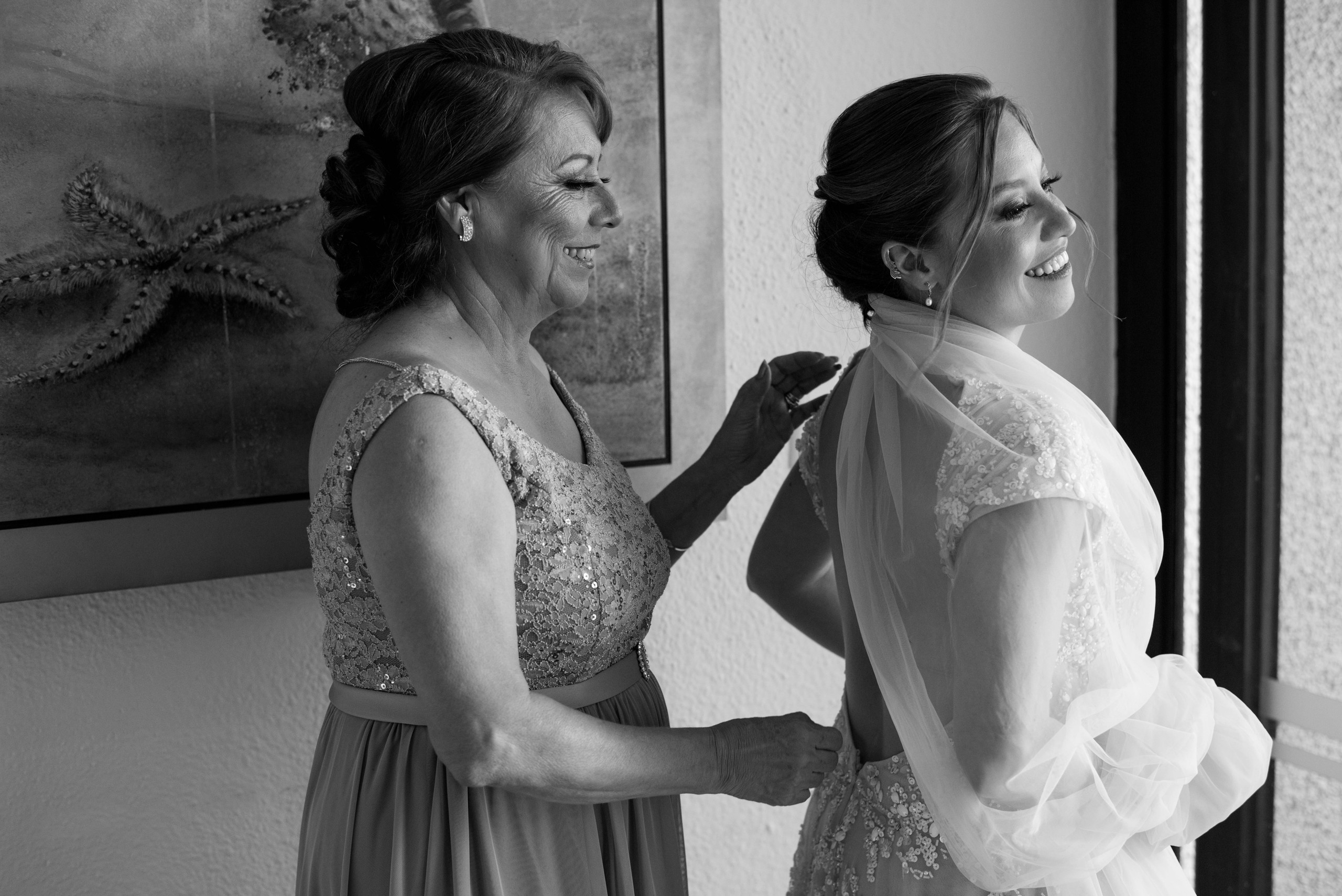 Fotografía de bodas en Cozumel