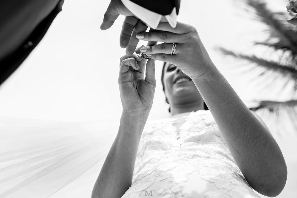 Fotografía de bodas en Playa del Carmen @HotelHardRockRivieraMaya