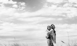 Fotografía de familia en Asturias