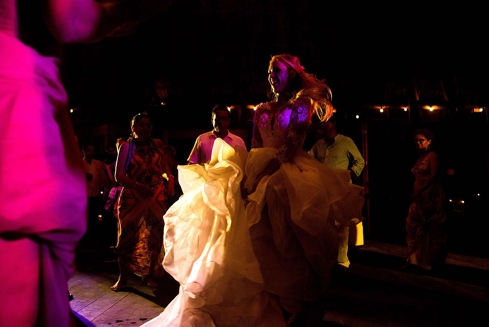 Fotografía de bodas en Tulum AkiinBeachClub