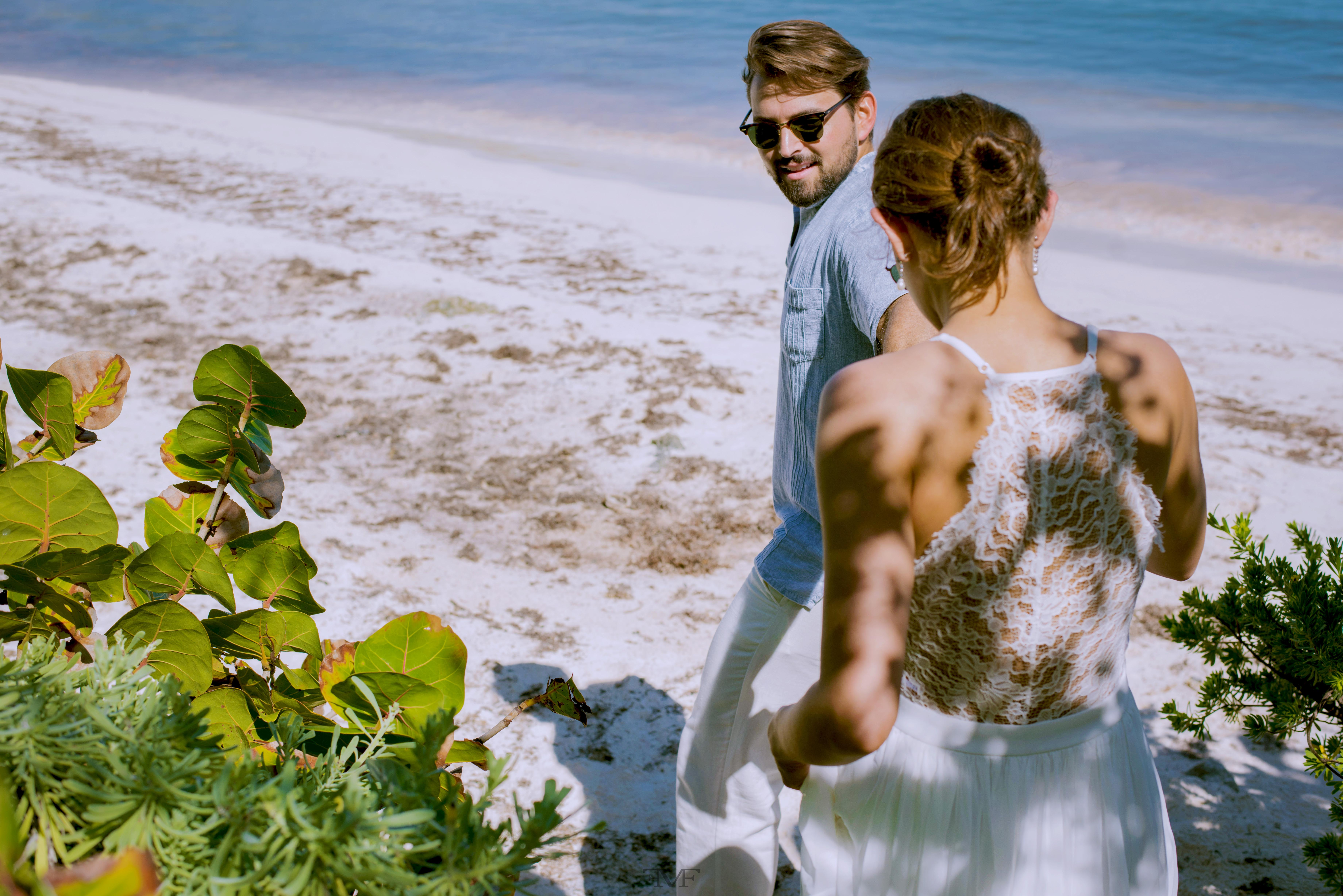Trash the Dress en la Riviera Maya
