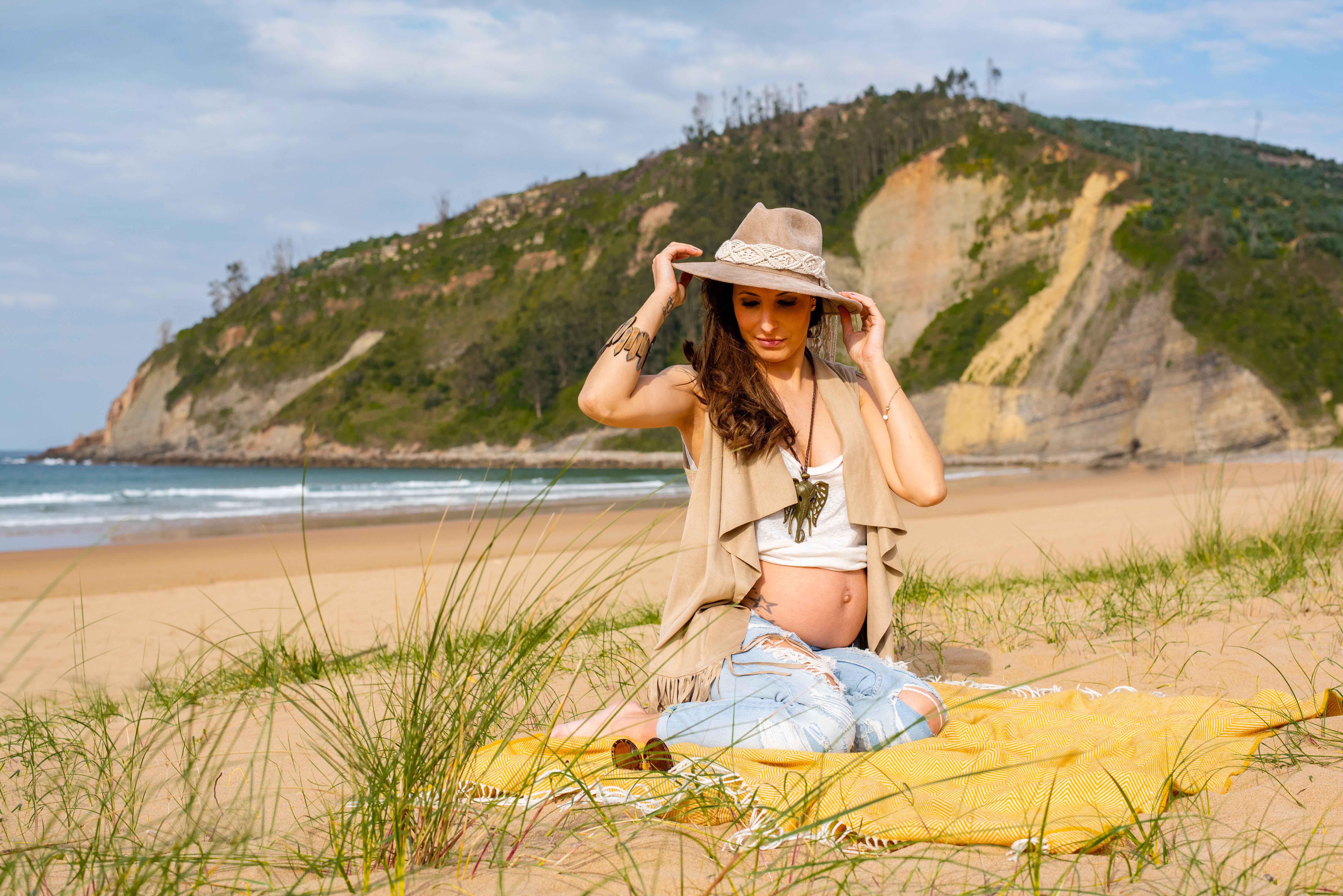 Fotografía de embarazo, Asturias