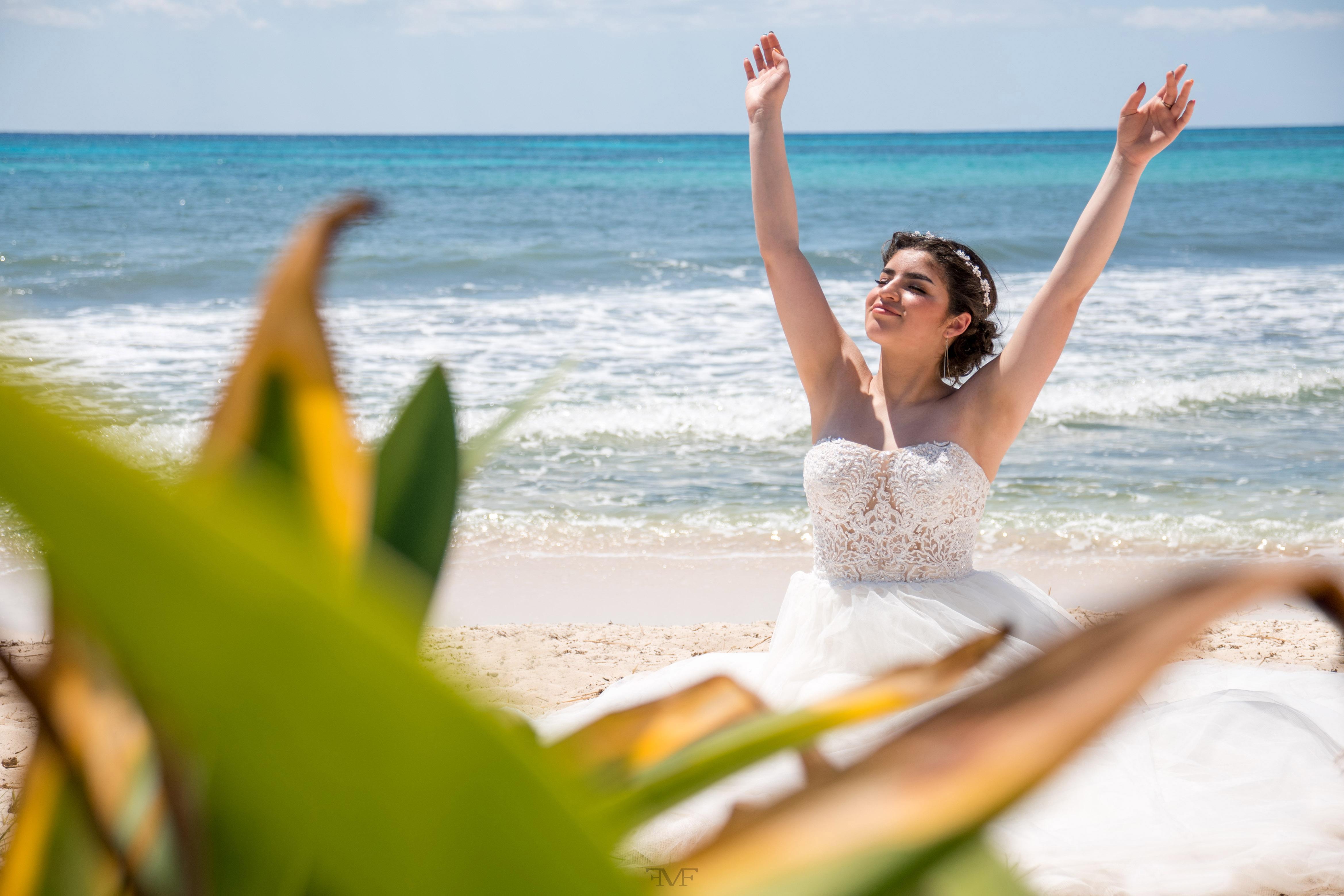Sesiones de 15 años en Riviera Maya