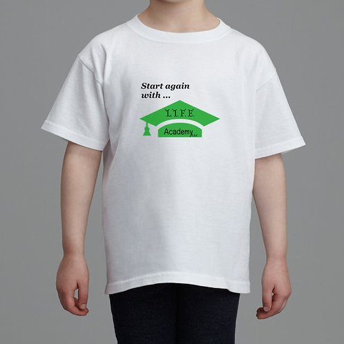 Logo Kid's Shirt