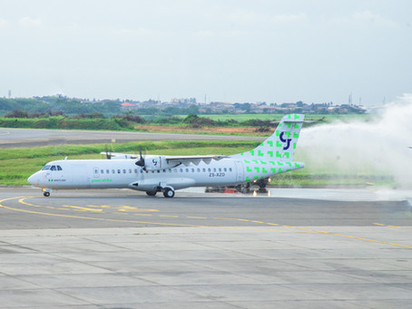 ATR crea una solución para limpiar aviones sin agua