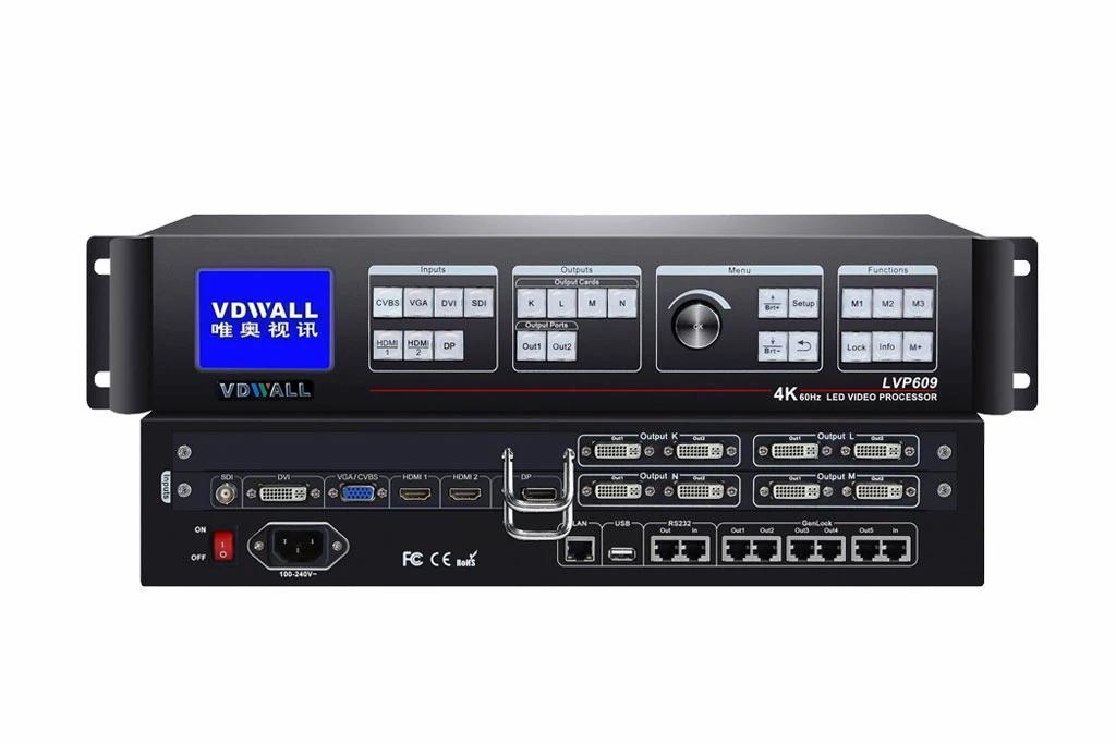 4K LED Video Processor
