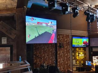 LED екран за Euphoria Bar & Grill Bansko