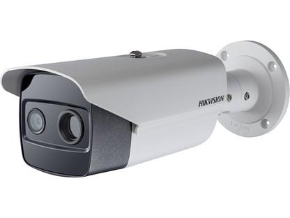 Термална IP камера HikVision