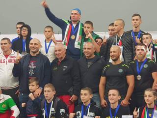 """ММА клуб  """"Тарспарт"""" - гр. Исперих"""
