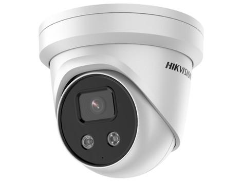 Камера за видеонаблюдение с AcuSence технология