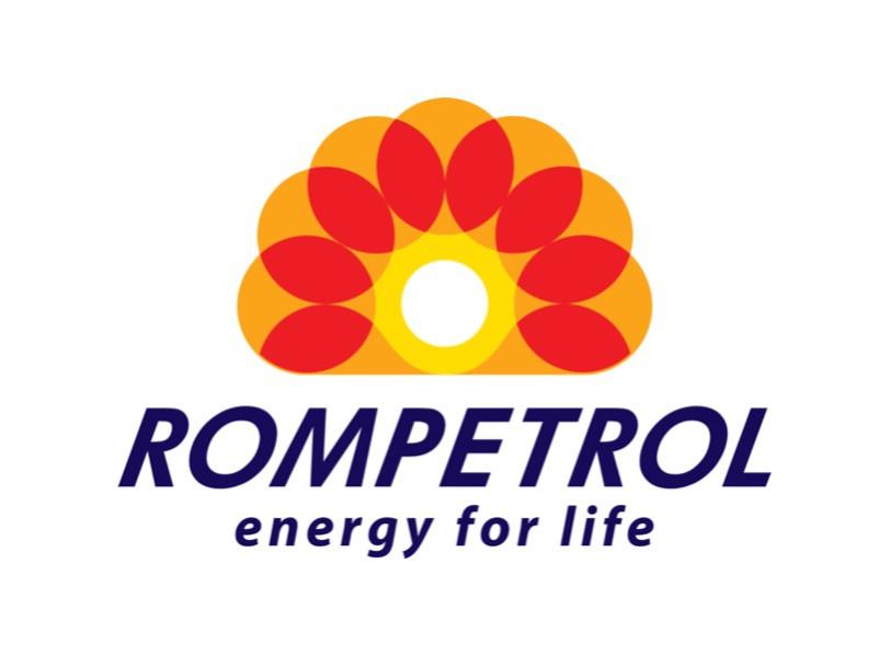 ROMPETROL лого