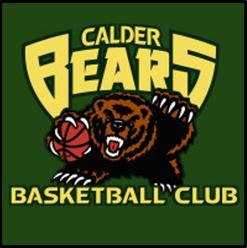 Calder Bears Logo